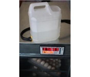 Система подключения воды к инкубатору