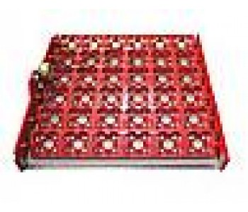 Лоток с механизмом поворота на 36 куриных/144 перепелиных яиц