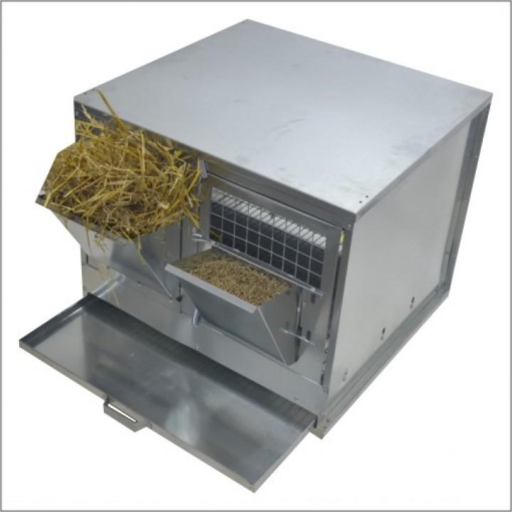 """Клетка для откорма кроликов """"ПРОФЕССИОНАЛ""""-55-КО-1 стандарт купить"""