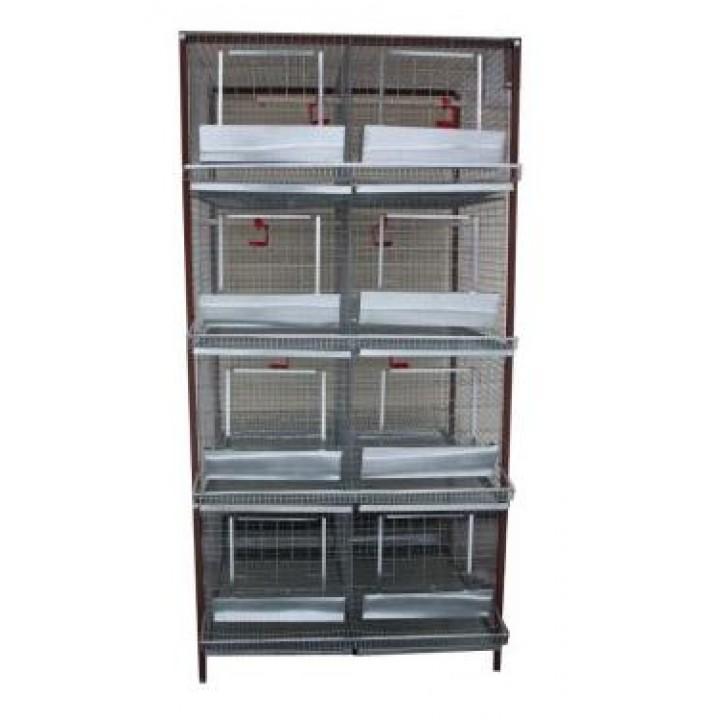 Клетка для кур-несушек или бройлеров 2-4 купить