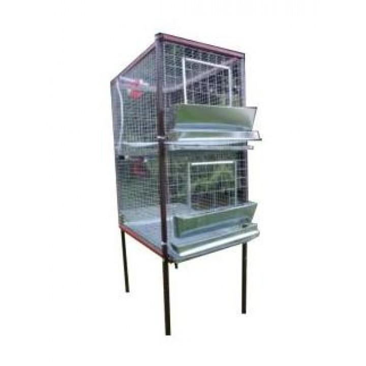 Клетка для кур-несушек или бройлеров 1-2 купить