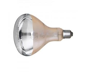 Лампа тепловая 250 Вт Eider белая