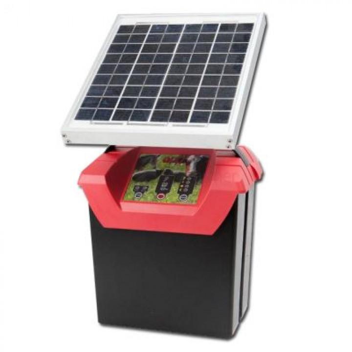 Солнечная панель в комплекте для Olli 30B и 70B