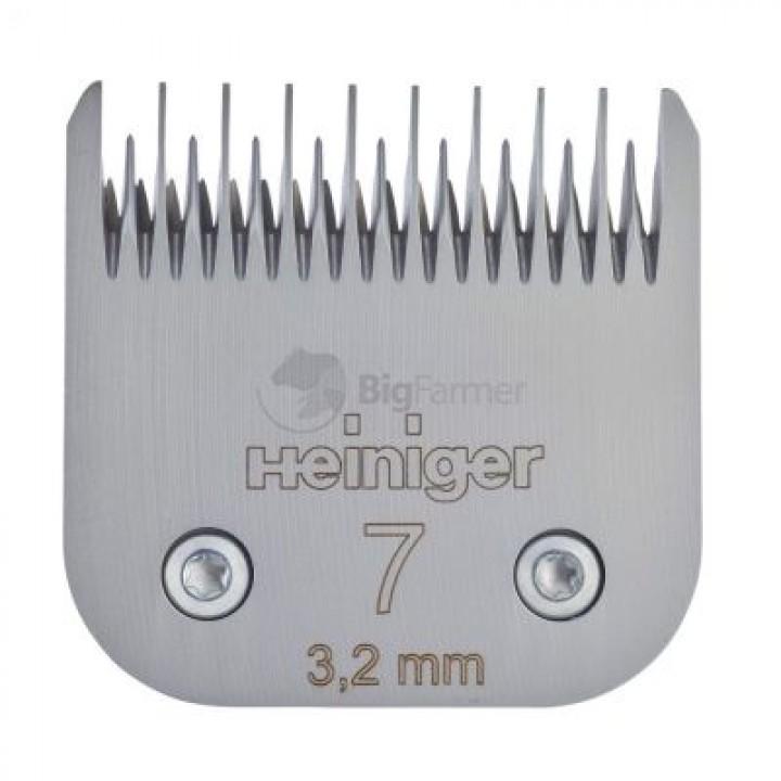 Сменное лезвие Heiniger для собак 7/3.2 мм