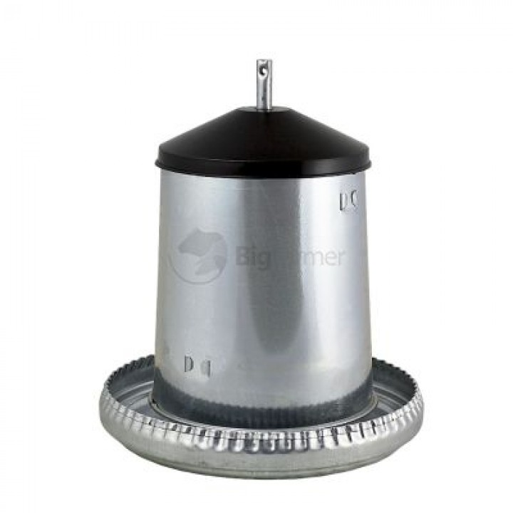 Кормушка бункерная 5 кг оцинк. сталь
