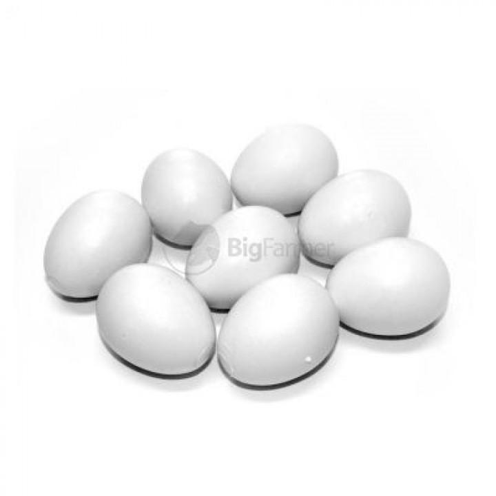 Подкладное яйцо для кур среднее