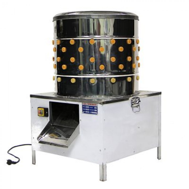 Перосъёмная машина NT-500 для бройлеров