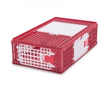Ящик для транспортировки птиц 95,5х57х27,5 см пластик