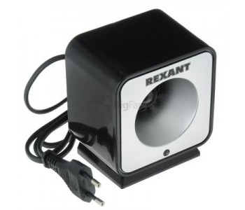 Отпугиватель вредителей REXANT с изменяемой частотой излучения