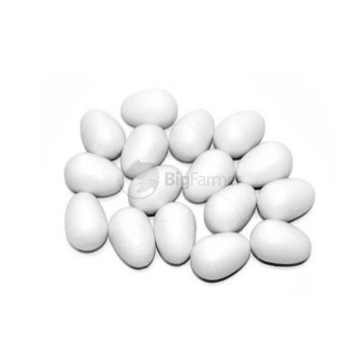 Подкладное яйцо для попугаев