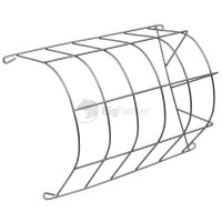 Кормушка для сена, горизонтальная загрузка, 24х18х12 см