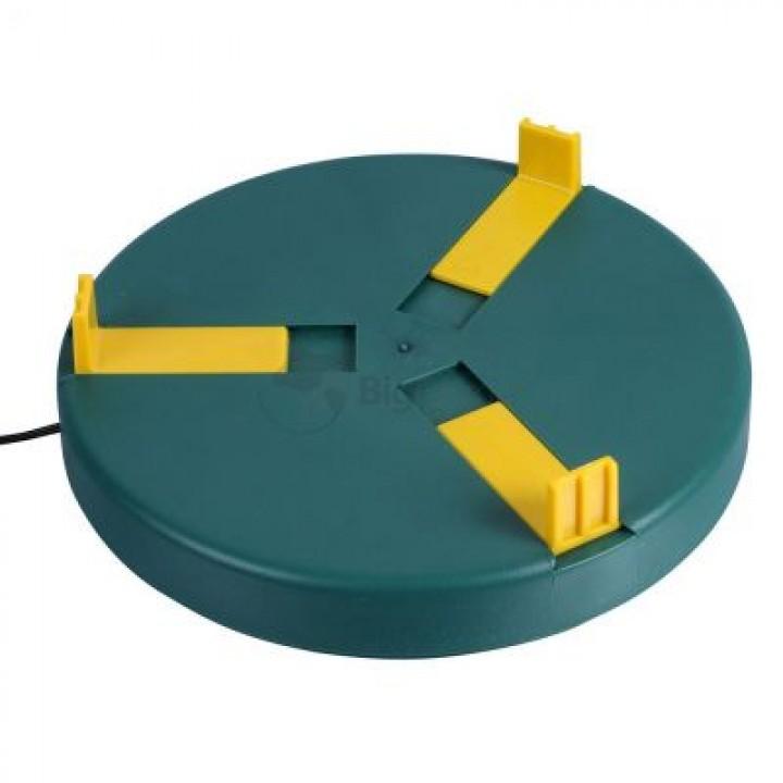Нагреватель для поилок с держателями, 24VDC / 28 Вт Ø30 см