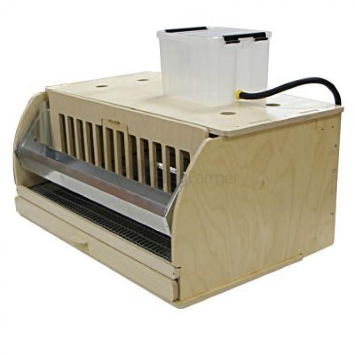 Клетка деревянная для перепелов на 18 голов