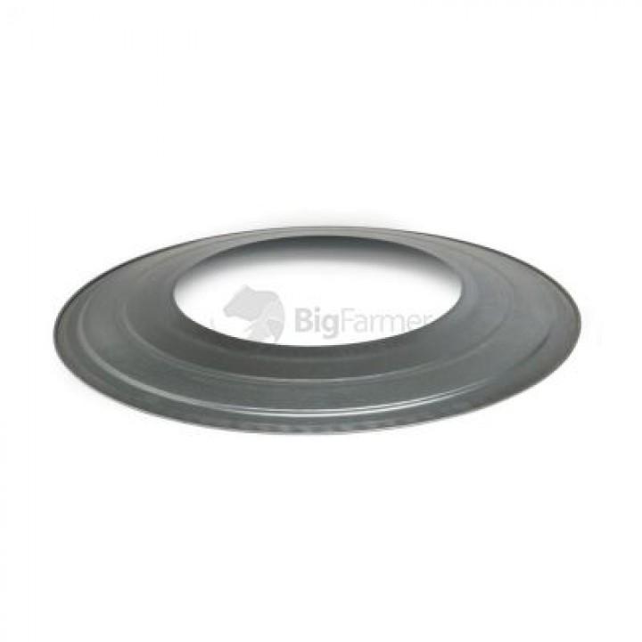 Дождевик для стальной кормушки 70 кг, 402 мм
