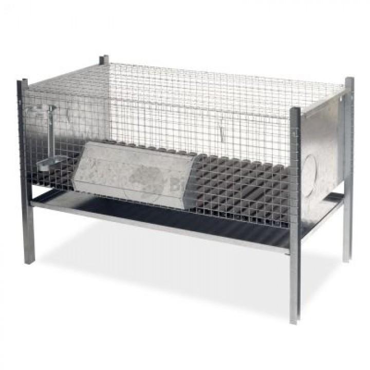 Клетка для кроликов 102 см