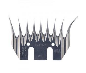 Нижний нож Heiniger Isobar универсальный для зимней шерсти овец, 97,5 мм