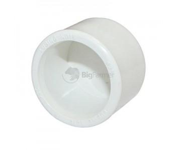 Заглушка, Ø25 мм пластиковая, на клей