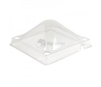 Крышка для брудера пластик 40х40 см