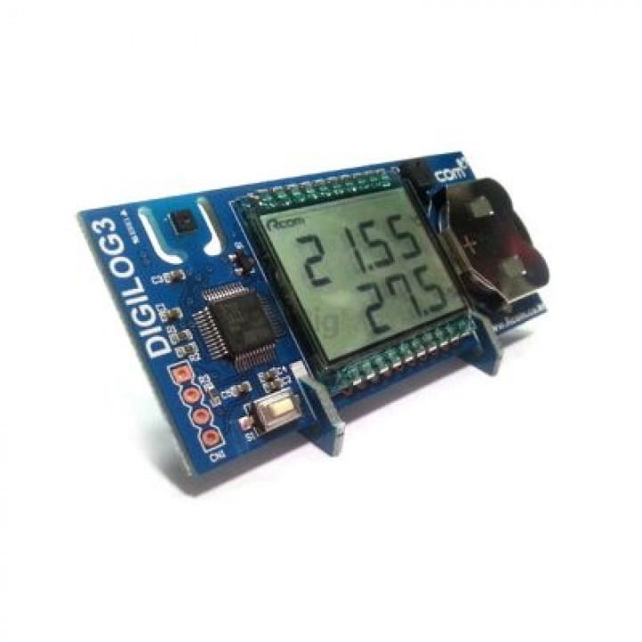 Гигрометр/термометр Rcom Digilog 3