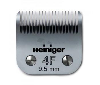 Сменное лезвие Heiniger для собак 4F/9.5 мм