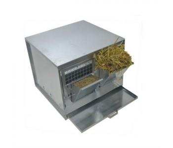 Клетка для откорма кроликов ПРОФЕССИОНАЛ-55-КО-1 Премиум