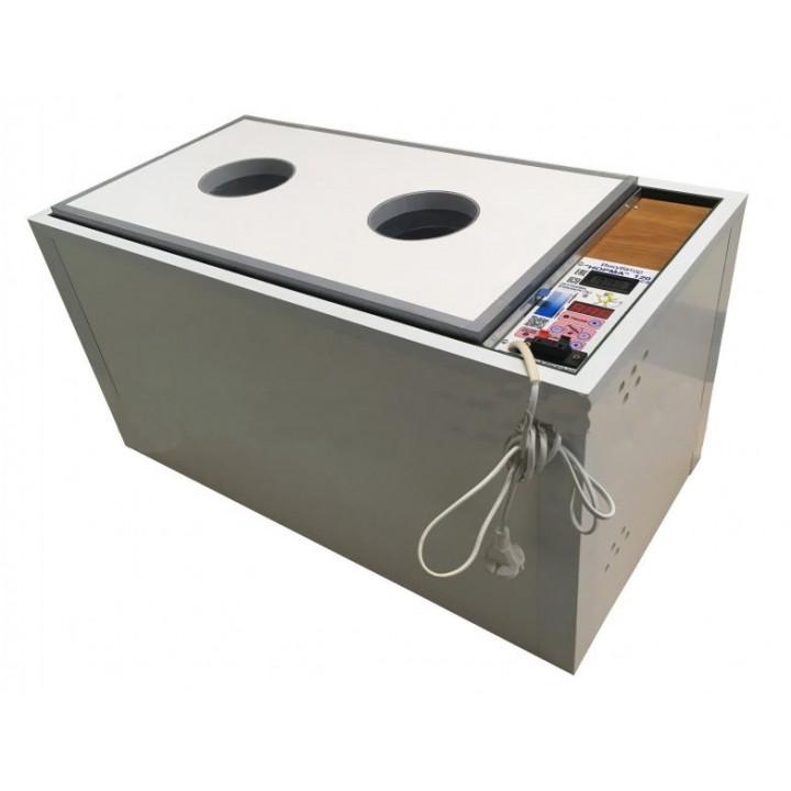 Инкубатор «НОРМА Парка 120 яиц » С8 автоматический