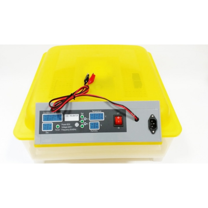 Инкубатор на 48 яиц И48-3