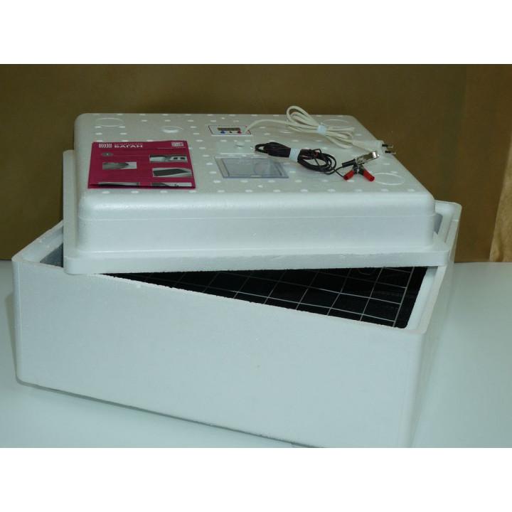 Инкубатор механический на 63/90 яиц ИБ2НБ-6Ц с куриной решеткой