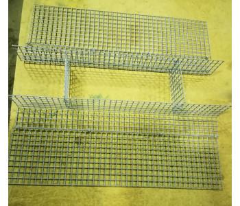 Комплект в лоток для вывода перепелов