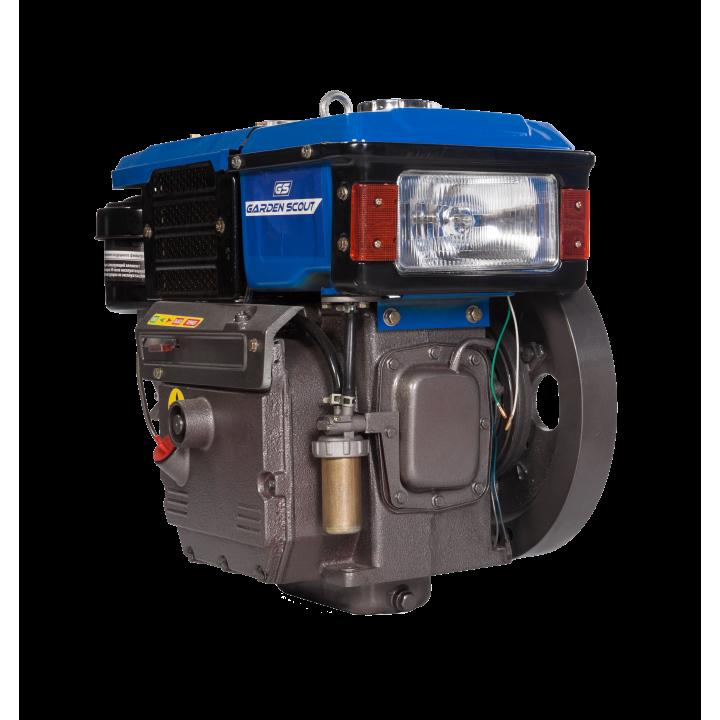 Дизельный двигатель R190AN купить
