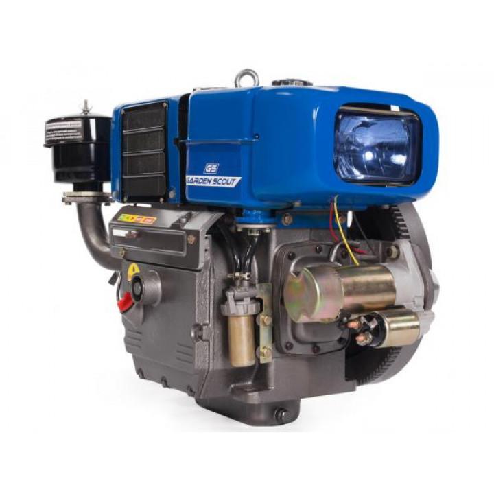 Дизельный двигатель R195-T купить
