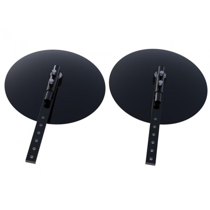 Окучник дисковый регулируемый, 450 мм для минитрактора купить