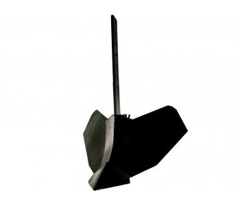 Окучник регулируемый «Стрела» для минитрактора
