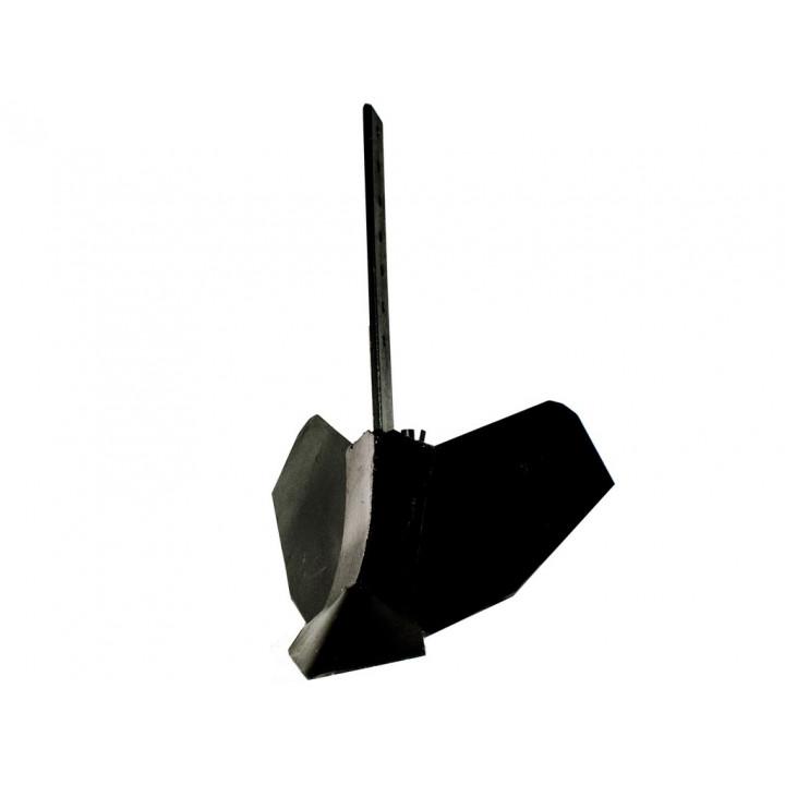 Окучник регулируемый «Стрела» для минитрактора купить