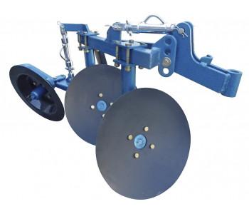 Борона дисковая буксируемая для минитрактора