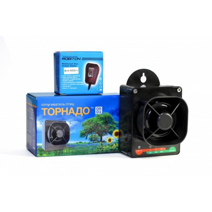 Отпугиватель Торнадо ОП-01 аккумуляторный