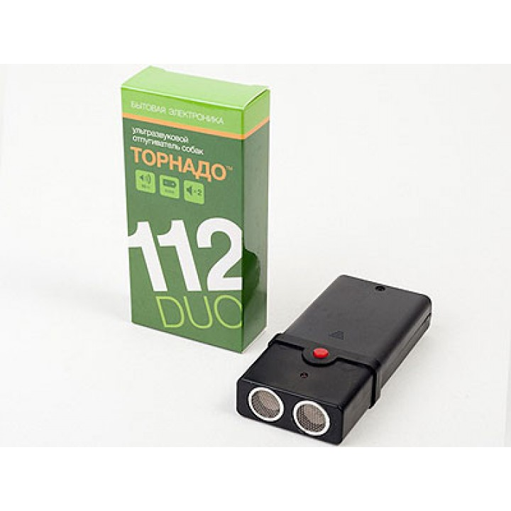 Отпугиватель Торнадо-112 duo